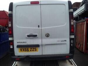 Vauxhal Vivaro 66 reg 1.6 Diesel 6 speed car for spares or repairs 1 wheel nut