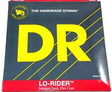 DR Bass Strings Lo-Rider (Low Rider) MH5-130 5-String Bass Strings 45-130