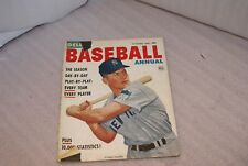 1953 Dell Baseball Annual Mickey Mantle Cover