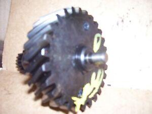 VINTAGE JI CASE  800 STD DIESEL TRACTOR  - INJECTION PUMP DRIVE GEAR -1958