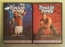 shaun t  ROCKIN' BODY rockin  DVD  2 disc set