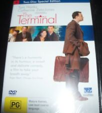 The Terminal (Tom Hanks) 2 Disc Special Edition (Australia Region 4) DVD - NEW
