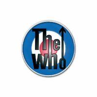 WHO THE WHO METALL PIN # 6 ANSTECKER BADGE BUTTON CLASSIC QUADROPHENIA MOD LOGO