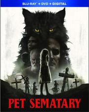 Pet Sematary (Blu-ray, 2019)