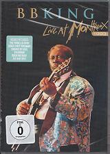 B.B. KING Live at Montreux 1993 | DVD Neuware sealed