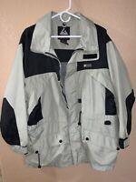 STIG Extreme Weather Apparel Mens Zip Up Jacket Coat sz M