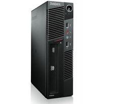 Lenovo ThinkCentre M90p i5 650 3,2GHz 8GB 256GB SSD DVD-RW Win 10 Pro Desktop SF
