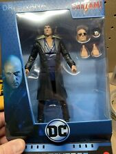 "DC Multiverse DR. SIVANA 6"" 100% COMPLETE Shazam! Movie Series Doctor"