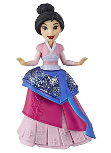 DISNEY PRINCESS ROYAL CLIPS PRINCESS MULAN DOLL FIGURE HASBRO
