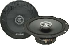 """PowerBass L2-652 6-1/2"""" 2-way car speakers — for use with 2-ohm factory systems"""