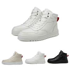 Mens Outdoor Walking Sport High Top Breathable Sneakers Running Athletic Shoes