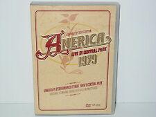 "*****DVD-AMERICA""LIVE IN CENTRAL PARK 1979""-2008 Eagle Rock*****"