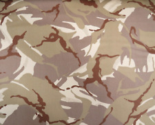 Camo Cotton Drill Fabric Army Military Camouflage Material 149cm Wide UK SELLER