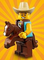 LEGO Series 18 COWBOY COSTUME GUY Minifigure (#15/17) - Bagged 71021