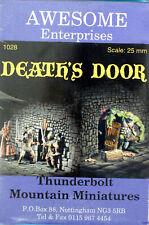 Thunderbolt Mountain Miniatures-Awesome Enterprises-25mm Death's Door-Tom Meier