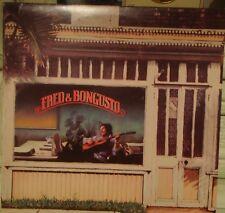 """Fred Bongusto -  Fred & Bongusto - 12""""  1980"""