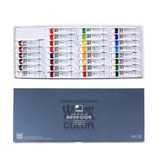 Shinhan Watercolors Artist Paint Tubes Set 30 Colors 7.5ml