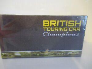 ATLAS EDITIONS BRITISH TOURING CAR CHAMPIONS FORD ESCORT MkI  SCALE 1:43