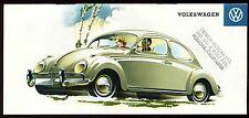 Vintage 1950's Karman Ghia & VW Volkswagen Sales Catalog Catron Motors Pomona Ca