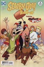 SCOOBY-DOO TEAM-UP #21 DC Comics Hanna-Barbera HARLEY QUINN BATMAN 1ST PRINTING!