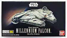 Bandai Star Wars Vehicle Model 006 Millennium Falcon kit 105015