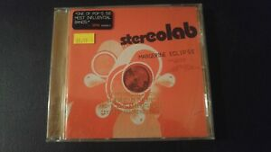 Used Promo STEREOLAB 'Margerine Eclipse' CD Cutout Inde Rock 62926-2