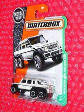 Matchbox MERCEDES-BENZ G63 AMG 6X6 #91 DVK23-4B10