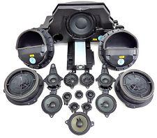ORIGINAL AUDI A4 8W B9 S4 Avant AMPLIFICATEUR Sound System B&O Bang et