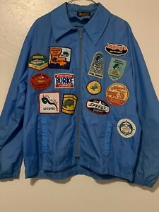 vintage Bass fishing lure patch Patches Jacket Bass Tournament Collection 26