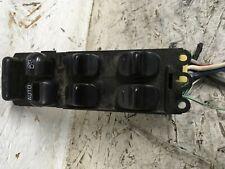 JDM RHD U13 Nissan Bluebird Power Window Master Switch without surround OEM Used