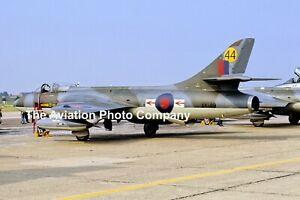 RAF 229 OCU Hawker Hunter F.6 XK149/44 (1973) Photograph