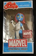 *Brand New* Rock Candy MYSTIQUE X-Men Marvel Collector Corps Exclusive! Unopened