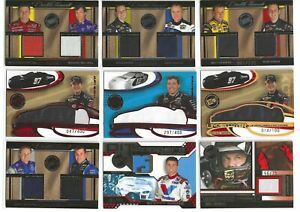 2005 Stealth GEAR GRIPPERS DRIVER #GGD11 Dale Jarrett #66/75! ONE CARD ONLY!