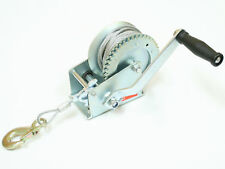 MANUAL TRAILER WINCH HAND OPERATED WINCH DRUM BOAT WINCH WIRE WINCH 544/1088 KG