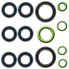 AC A/C System O-Ring Kit Gasket Seals Washer Oring Fits: 00-05 Saturn L100-300