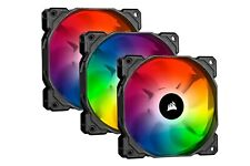 Corsair iCUE SP120 RGB PRO Performance 120mm Triple Fan Kit with Lightning Node