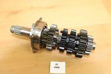 Yamaha YZF-R6 RJ03 RJ031 Getriebe (Kupplungsseite) Neuwertig xb4906