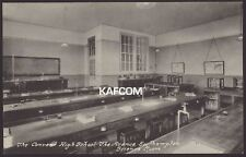 Southampton. The Convent High School, The Avenue. Science Room. Vintage Postcard