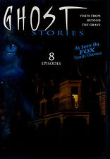NEW DVD // GHOST STORIES // VISITS FROM BEYOND THE GRAVE // 8 EPISODES // 162MIN