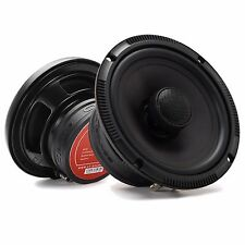CT Sounds Meso 6.5 Inch 2 Way Full Range Car Audio Coax Coaxial Speakers Pair