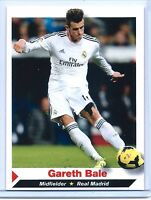 """GARETH BALE 2014 """"1ST EVER PRINTED SI """"1 OF 14"""" SOCCER ROOKIE CARD! REAL MADRID!"""