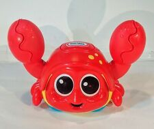 Little Tikes Lil' Ocean Explorers Catch Me Crabbie The Red Crab