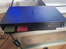 Sony PlayStation 2 Schwarz Spielekonsole (PAL - SCPH-30004) inkl. Dragonball Z.