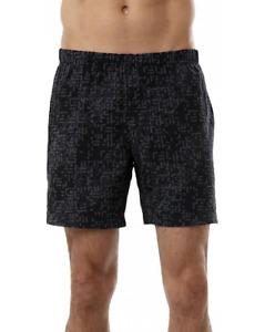 Asics Men's Running Shorts Lite-Show Reflective 7 Inch Shorts - Black - New