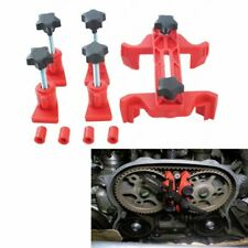 5pc Universal Single Dual Twin Quad Cam Clamp Locking Timing Kit Camshaft Tool