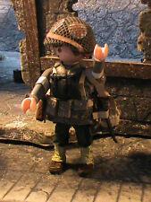 PLAYMOBIL CUSTOM US INFANTRY DIVI. (SANITARIO)(NORMANDIA-1944) REF-0168 BIS