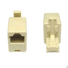 RJ45 Ethernet Crossover Adapter/Crossed Network Adaptor