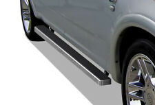 "iBoard Side Steps Nerf Bars 4""  Fit 01-03 Ford F150/F250LD SuperCrew Cab"