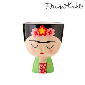Sass & Belle Frida Kahlo Planter / Plant pot - Brand New in Box