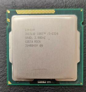 Intel Core i5-2320 3.00GHz Quad Core Socket LGA1155 CPU Processor